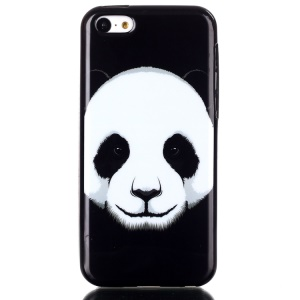 IMD TPU Phone Protective Case Shell for iPhone 5c - Panda