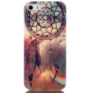 Blu-ray IMD TPU Shell Case for iPhone 5s 5 - Dream Catcher