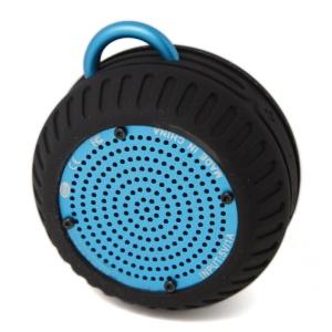 V16 IPX-7 Waterproof NFC Outdoor Bluetooth Speaker - Black