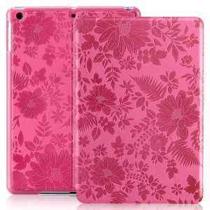 Devia Queen Series Leather Folio Stand Case for iPad Air - Rose