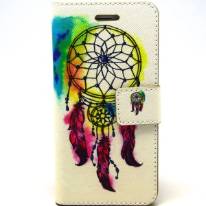 Dream Catcher Leather Magnetic Cover w/ Stand for iPhone 6 Plus