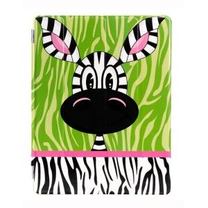 Classical Zebra - Green