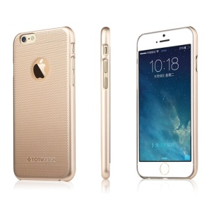 TOTU Ambulatory Series Golden Spots Plastic Hard Shell for iPhone 6 4.7 inch - Classic Noble