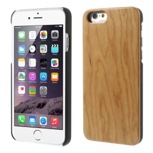 Protective Wooden Back Case for iPhone 6 - Maple