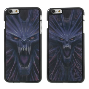 3D Effect Dynamic Roaring Monster Hard Plastic Case for iPhone 6 Plus