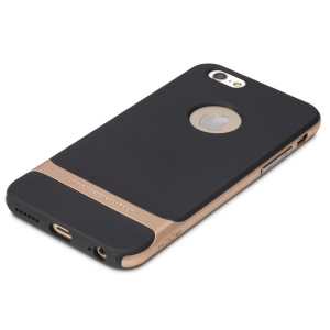 "ROCK Royce Series PC + TPU Protective Case for iPhone 6 Plus 5.5"" - Gold"