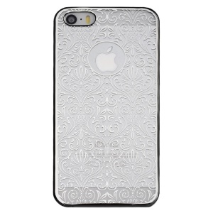BASEUS Royal Case for iPhone 5s 5 Hard Back Shell 0.75mm - Silver European Code