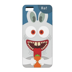 OUNUO Monster Pattern PC + TPU Case Combo for iPhone 5s 5 - Rabbit Ra!