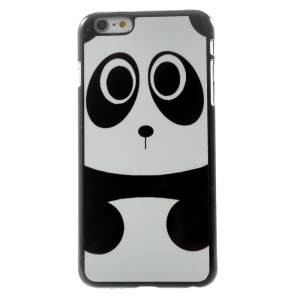 Adorable Panda for iPhone 5 Plus Metal Skin Hard Case Cover