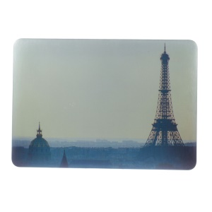 Plastic Hard Cover for Macbook Pro 13.3 inch with Retina Display - Eiffel Tower
