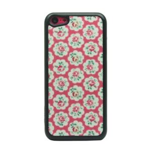 Elegant Roses Powder Hard Phone Case for iPhone 5c