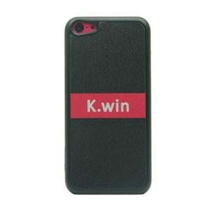 Word KWIN Glittery Powder Hard Phone Case for iPhone 5c