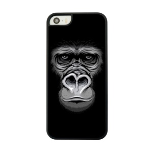 Hard Back Phone Case for iPhone 5 5s - Gorilla