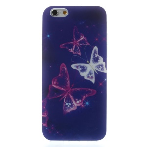 Appealing Butterflies IMD Soft TPU Cover for iPhone 6 4.7 inch