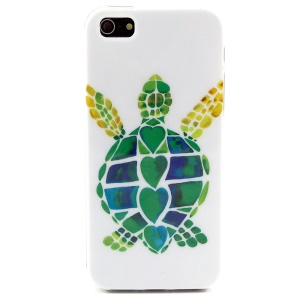 Cartoon Tortoise TPU Case for iPhone 5s 5