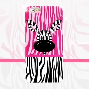 Lofter IML TPU Gel Case for iPhone 6 - Zebra Loft