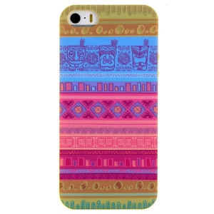 LOFTER IML TPU Gel Case w/ Perfume Smell for iPhone 5 5s - Gypsy Song