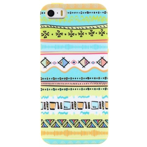LOFTER IML TPU Gel Cover w/ Perfume Smell for iPhone 5 5s - Gypsy Wind