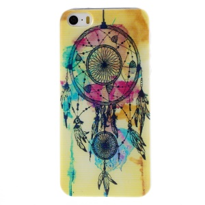 Patterned Soft TPU Case for iPhone 5s/5 - Dream Catcher