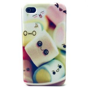 Cute Dessert TPU Gel Case for iPhone 4s 4