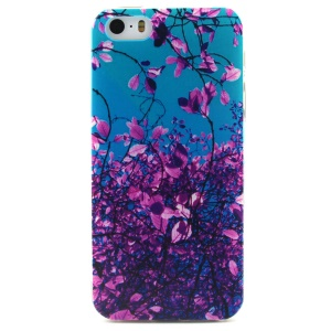 Purple Tree TPU Protective Case for iPhone 5 5s
