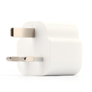 Pisen I Charger 2A Power Adapter for iPhone iPad Samsung HTC - UK Plug
