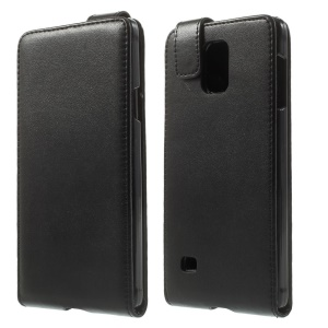 Magnetic Vertical Flip Leather Case for Samsung Galaxy Note 4 N910