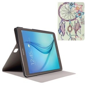 Sweet Fragrance Leather Cover Case for Samsung Galaxy Tab A 9.7 T550 T555 - Dream Catcher
