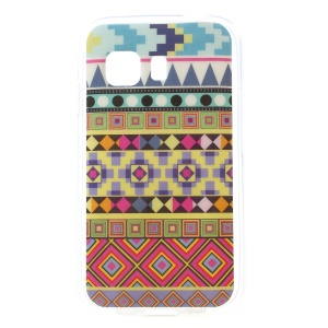 Tribal Tribe Glossy TPU Back Case for Samsung Galaxy Young 2 SM-G130