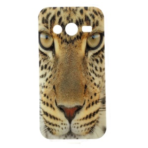 Vivid Leopard TPU Skin Cover for Samsung Galaxy Ace NXT SM-G313H