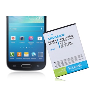 MOMAX X-Level 1900mAh Li-ion Battery Replacement for Samsung Galaxy S4 mini I9190