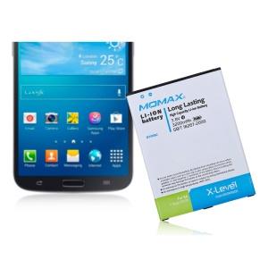 MOMAX X-Level 3200mAh Li-ion Battery Replacement for Samsung Galaxy Mega 6.3 I9200