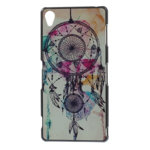 Dream Catcher Embossed Hard Plastic Case for Sony Xperia Z3 D6653 D6603