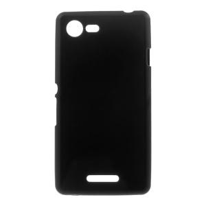 Matte TPU Case for Sony Xperia E3 D2203 D2206 / E3 Dual D2212 - Black