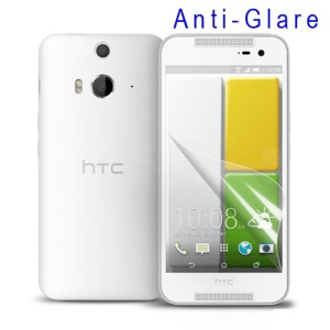 Matte Anti-glare LCD Screen Protectiver Film for HTC Butterfly 2