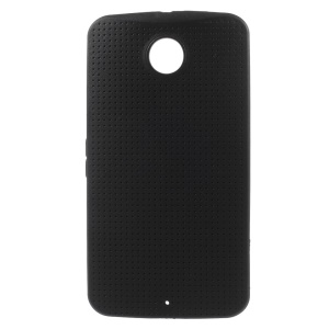 Dream Mesh TPU Shell for Motorola Nexus 6 XT1103 XT1100 - Black
