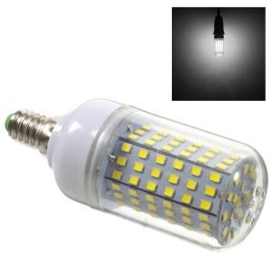 E14 2835 11W 126 LED Light Corn Energy Saving Lamp - White