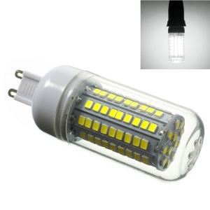 G9 2835 8W 102 LED Corn Light Bulb - White