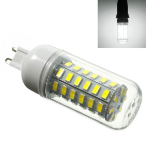 G9 5730 9W 56 LED Corn Spotlight Lamp - White