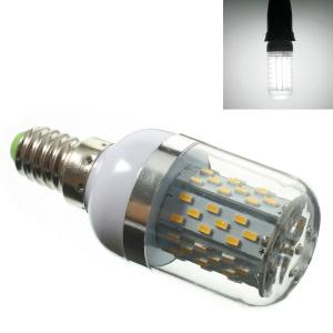 E14 3014 3.5W 78 LED Corn Bulb Lamp Light - White