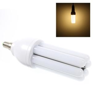E14 3014 12W 120 LED Bulb Spot Light Lamp - Warm White