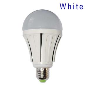 E27 9W SMD 2835 48-LED Light Bulb Lamp AC 85-265V - Natural White