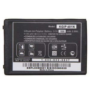 OEM Li-ion Rechargeable Battery for LG Optimus Chic E720 / GT500 / GM360 KGIP 401N