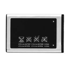 Mobile Phone Battery for Samsung F400 L700 ZV60 J800 S3650 Corby, Model: AB463651BU  BN