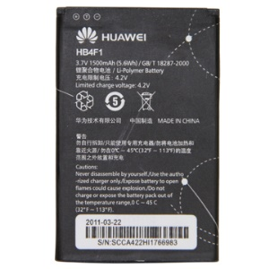 1500mAh HB4F1 Battery Replacement for HuaWei M860 U8800 U8000 U8220 U8230 U9120