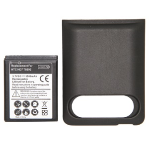 Rechargeable Extended Battery and Special Battery Door for HTC HD7 T9292 3500mAh