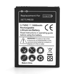 1800mAh Battery Replacement for Samsung i577 / T769 / M830 / i667 Focus 2
