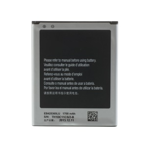 OEM 1700mAh 3.8V EB425365LU Battery for Samsung Galaxy Core Duos GT-I862D GT-I8268 I829
