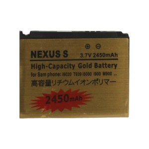 1300mAh Battery for Samsung Google Nexus S i9020 / i9023 / i9020A, high capacity