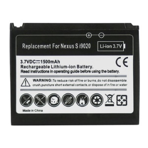 1000mAh Replacement Battery for Samsung Google Nexus S i9020/i9023/i9020A/i900